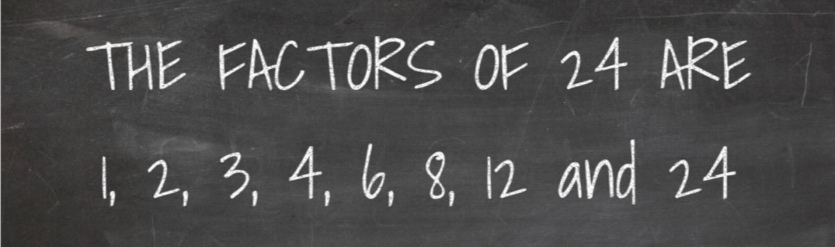 24 Factors