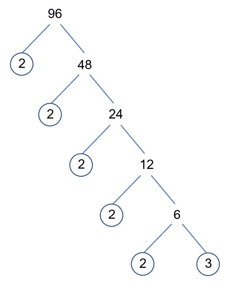 96 Tree