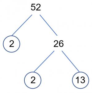 52 Prime Tree