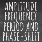 Amplitude Frequency Period Phase-Shift Blackboard