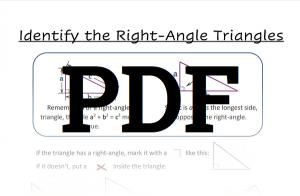 Pythagorean theorem worksheet 1 pdf download