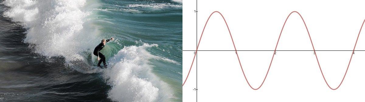Josh Saldana vs Sine Wave