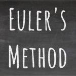 Euler's Method Blackboard