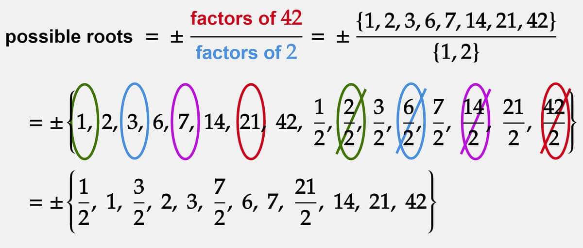 Solution to Example 2 part 1